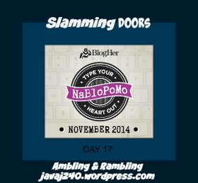 NaBlaPoMo14DaySeventeen